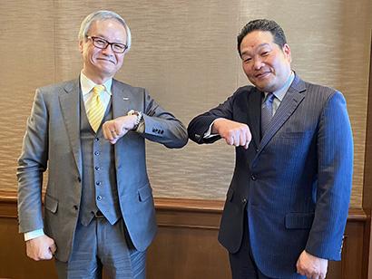 関西四国新春特集:元気企業トップに聞く コノミヤ・芋縄隆史社長、鳥貴族・大倉…