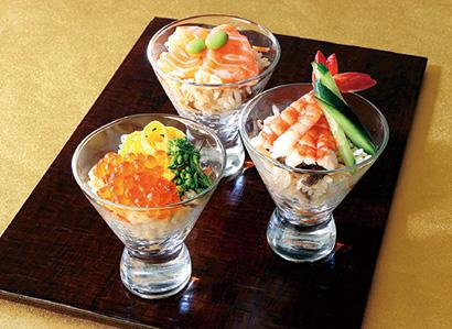 百寿の道も一食から(10)グレープフルーツ 爽やかちらし寿司で春を祝う