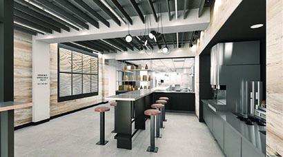 業界初のデジタルオンリーレストラン「チポトレ・デジタルキッチン」/COURTESY OF CHIPOTLE