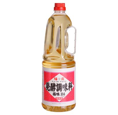 みりん類・料理酒特集:福泉産業 「福味」拡販に注力 若年層中心に取り込み