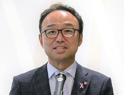 """フォーカスin:サトウ食品・佐藤元社長 """"もち""""価値再認識の一年"""