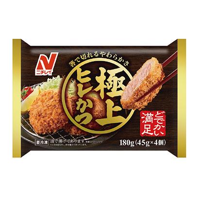 食品ヒット大賞特集:優秀ヒット賞=ニチレイフーズ「極上ヒレかつ」