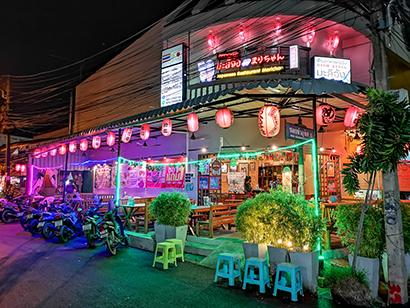 海外日本食 成功の分水嶺(117)日本料理店「まりちゃん」〈上〉
