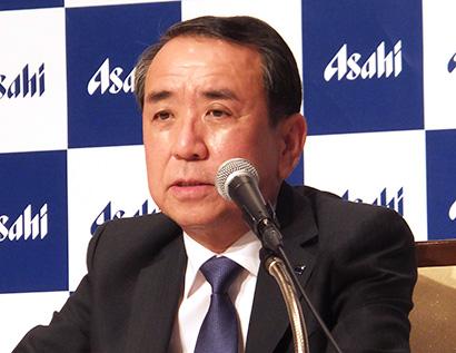 フォーカスin:アサヒGHD・勝木敦志次期社長 逆境越え、アサヒ昇る年に
