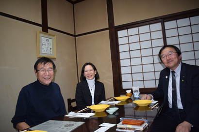 鼎談:災害を起点に地域と課題を語る 長野県佐久市から