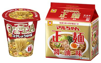 即席麺特集:東洋水産 「QTTA」新たな販促策奏功 「マルちゃん正麺」発売1…