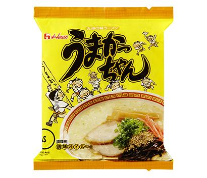 """即席麺特集:ハウス食品 「うまかっちゃん」""""九州の味""""支持"""