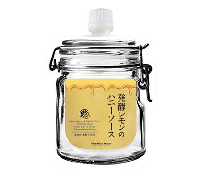 よしの味噌、大人の女性向け「発酵レモンのハニーソース」発売 アレンジ楽しめる