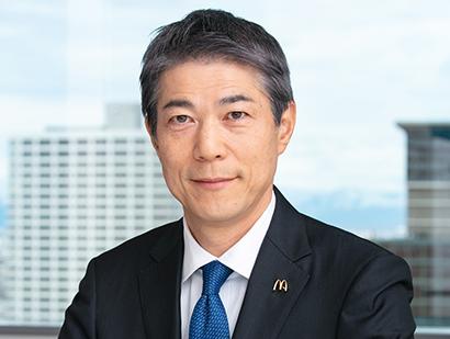 日本マクドナルドホールディングス、新社長に日色保氏