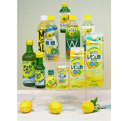 レモン事業が提案する製品群