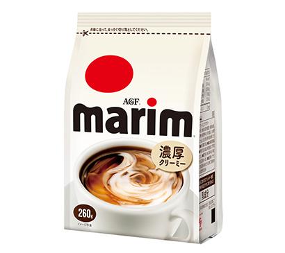 コーヒー・コーヒー用クリーム特集:コーヒー用クリーム=味の素AGF コンセプ…