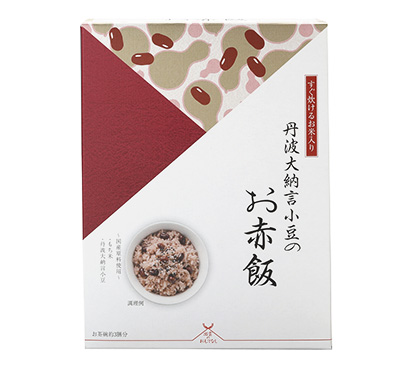 アルファー食品、「丹波大納言小豆のお赤飯」がジャパン・フード・セレクション2…
