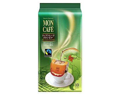 コーヒー・コーヒー用クリーム特集:片岡物産 「モンカフェ」フェアトレード商品…