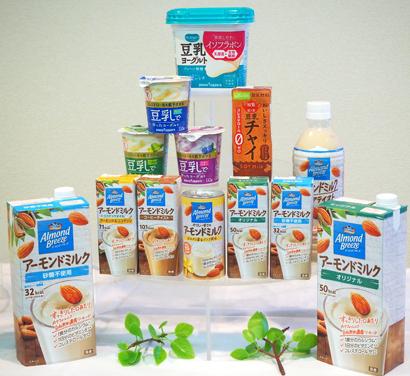 「プランツミルク」事業製品群