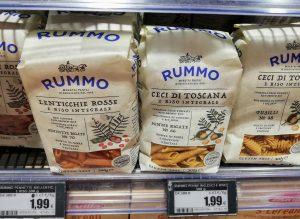 米粉などグルテンフリーパスタがイタリアで需要増 ヘルシー派にも人気