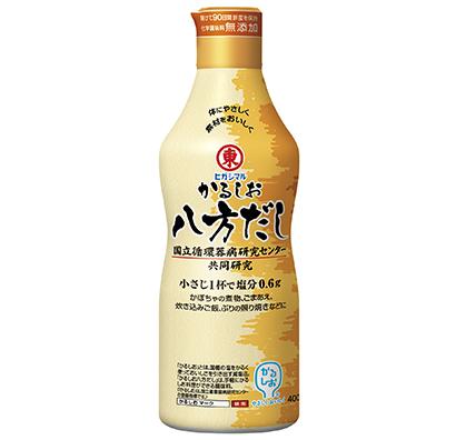 かるしお特集:ヒガシマル醤油 少ない塩分だから美味 淡口の減塩効果反映