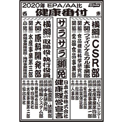 日本水産、運動促し休暇拡充を 健康経営でもコロナ対策