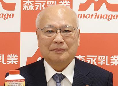 VOICE:森永乳業・宮原道夫社長 心の健康ニーズに注目