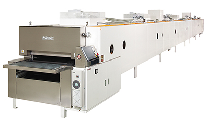 2021モバックショウ:マスダックマシナリー 多彩な製菓機械で課題解決