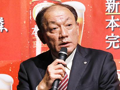 VOICE:キリンビール・布施孝之社長 クラフトで未来創る