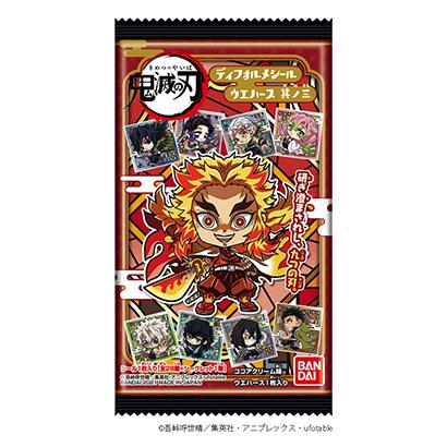 「鬼滅の刃 ディフォルメシールウエハース 其ノ三」発売(バンダイ)