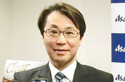 キーパーソンは語る:アサヒビール・松山一雄専務取締役マーケティング本部長
