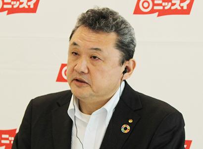 注目ビジネス:ニッスイの養殖事業 日本水産・田中輝執行役員に聞く 体質強化・…