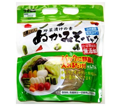 いりぬか・ぬか漬けの素特集:大川食品工業 新規・リピーター獲得を
