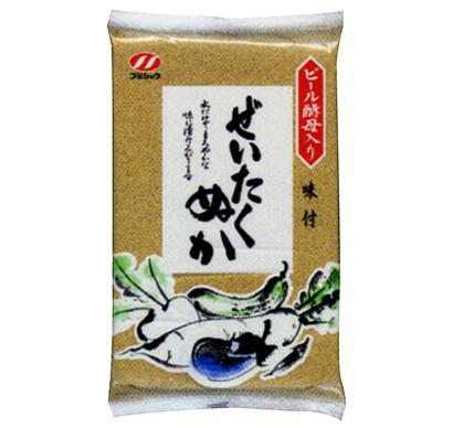 いりぬか・ぬか漬けの素特集:富士食糧 味付けタイプに注力
