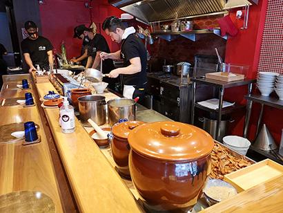 海外日本食 成功の分水嶺(120)ラーメン専門店「ROCKMEN」〈下〉