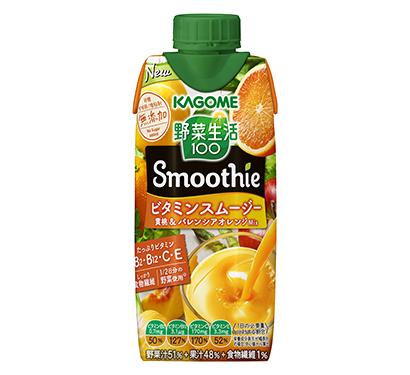 野菜・果実飲料特集:カゴメ 消費者健康意識に応えビタミン摂取を訴求