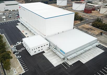 マルハニチロ物流、名古屋に新物流拠点 4月1日稼働 利便性・業務効率化を実現