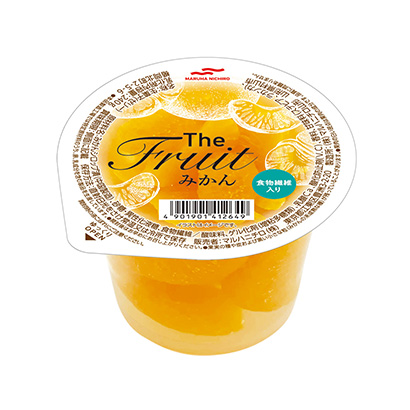 「The Fruit みかん」発売(マルハニチロ)