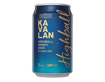 日本酒類販売が6月から輸入販売する「カバラン バー カクテル ハイボール」