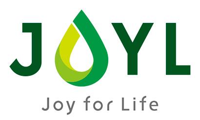 「JOYL(ジェイオイル)」ロゴ。従来以上の企業価値向上を目指す