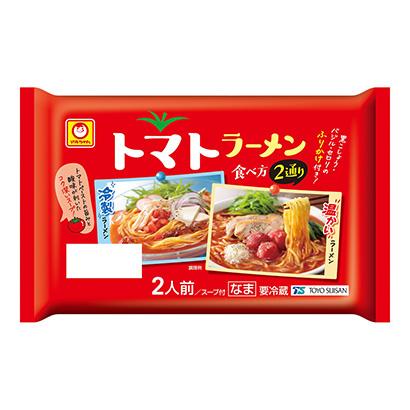 「マルちゃん トマトラーメン」発売(東洋水産)