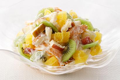 サラダカフェ、湘南ゴールド使用サラダ2種を期間限定販売