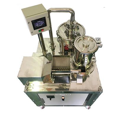 糖質最前線バランス食特集:西村機械製作所 機能性米粉の実用化へ