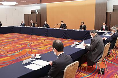 関西漬物協会、総会開催 新会長に平井達雄氏