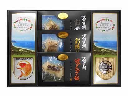 ふりかけ・お茶漬け特集:大盛食品 「糸島グルメ」本格化へ 天然真ダイにこだわ…