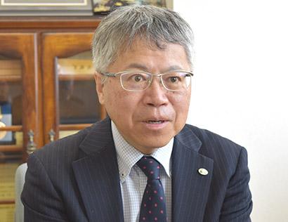 中部流通特集・東海コープ研究:コープみえ・鈴木稔彦理事長 宅配・店舗で17%…