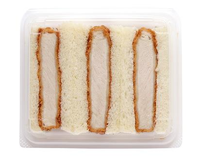 スイーツ&ベーカリー特集:四国日清食品 味と見た目を追求「魅せるロースカツ」