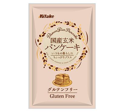 コメビジネス最前線特集:米粉=みたけ食品工業 国産素材のみ使用「国産玄米パン…