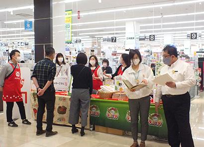 味の素九州支社、「ラブベジ」長崎・熊本・佐賀で展開