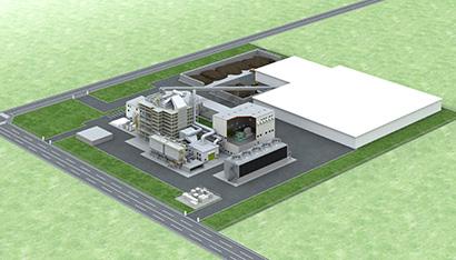 日本海水、福岡でバイオマス発電所 建設工事に着手