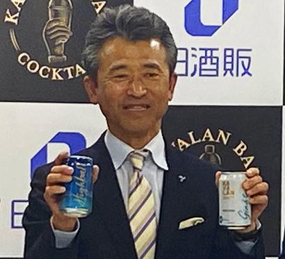 日本酒類販売、「カバラン」RTD投入 本格カクテルを自宅で