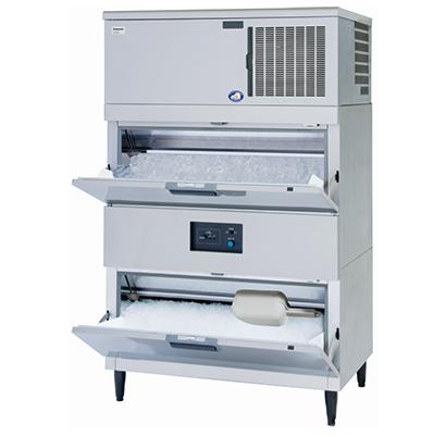 パナソニック産機システムズ、スタックオンタイプ製氷機をAシリーズに刷新