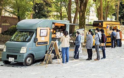 Mellowは東京都世田谷区と連携協定を締結、3月15日から区立公園や区営住宅などでキッチンカーの移動販売出店を開始
