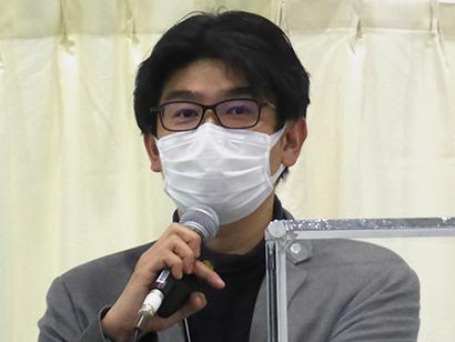 田中宏隆常務執行役員