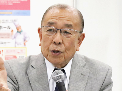 FABEX2021:全国和菓子協会・藪光生氏講演 砂糖の誤解払拭を